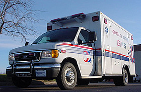 Cottage Grove EMS Ambulance